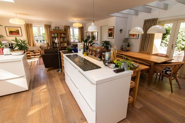 Thumbnail Detached house for sale in Dancing Green, Ross-On-Wye, Herefordshire