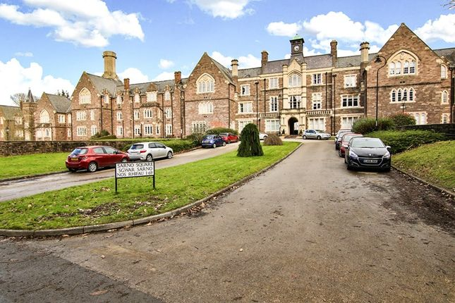 Thumbnail Flat for sale in Sarno Square, Abergavenny, Monmouthshire