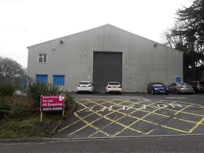 Thumbnail Light industrial to let in Lighterage Hill, Newham, Truro, Cornwall
