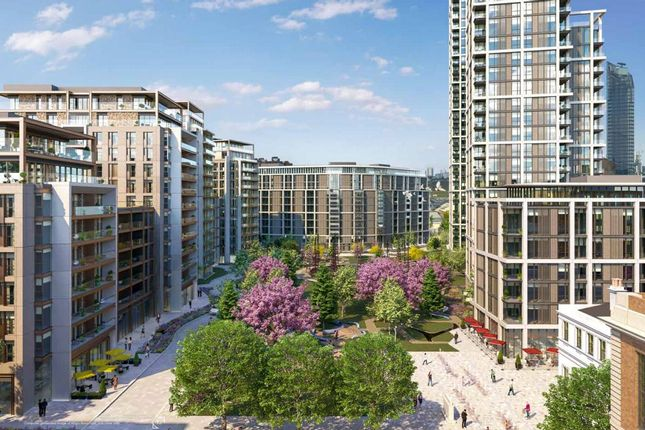 Thumbnail Flat for sale in King's Road Park, Fulham