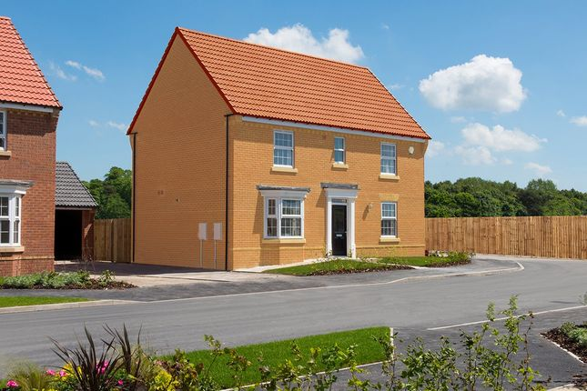 "Thumbnail Detached house for sale in ""Layton"" at Boroughbridge Road, Knaresborough"