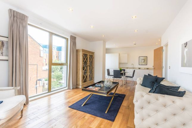Thumbnail Flat for sale in The Residence, Hoxton, Hoxton