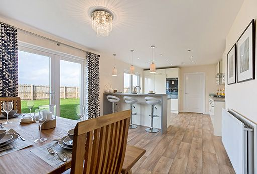 "Thumbnail Detached house for sale in ""Southbrook II"" at Hunter Street, Auchterarder"