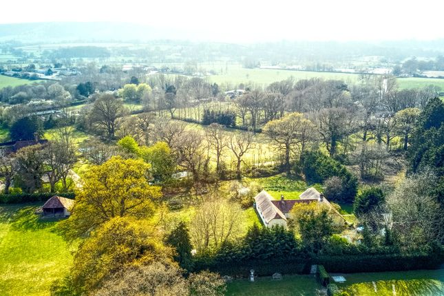 Thumbnail Bungalow for sale in London Road, Watersfield, Pulborough, West Sussex