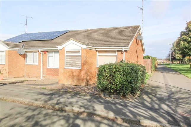 2 bed bungalow for sale in Porchester Drive, Eastfield Chase, Cramlington NE23