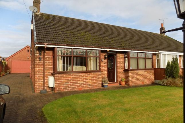Thumbnail Bungalow to rent in Newton Close, Freckleton