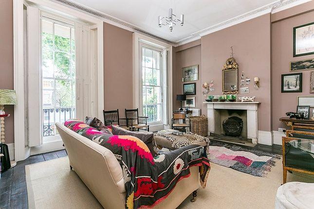 Reception Room of Regents Park Terrace, London NW1