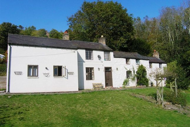 Thumbnail Cottage to rent in Cliff View Cottages, Llanymynech