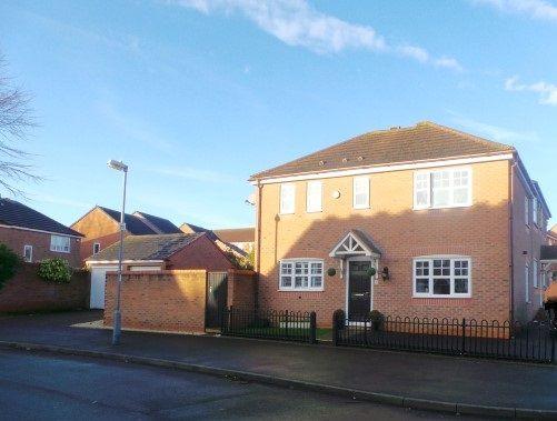 Thumbnail Semi-detached house for sale in Broomhill Road, Erdington, Birmingham