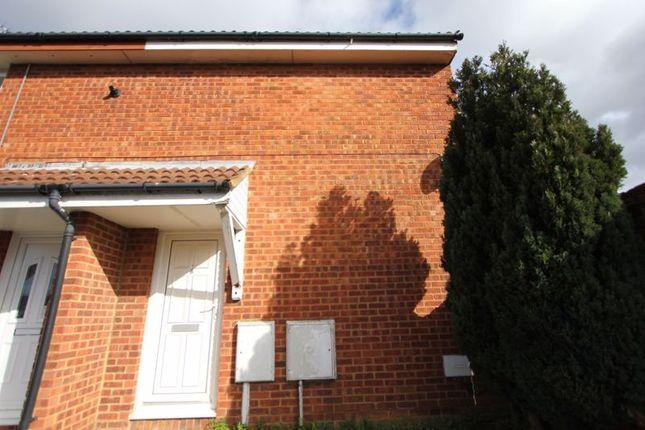 Thumbnail 1 bed semi-detached house to rent in Harcourt, Bradwell, Milton Keynes