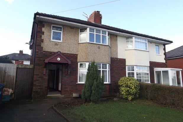 3 bed semi-detached house to rent in Penwortham, Preston PR1