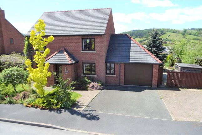 Thumbnail Detached house for sale in Rhos Y Maen Isaf, Llanidloes, Powys