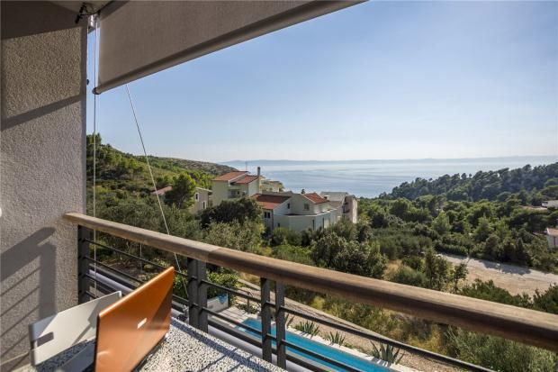 Thumbnail Property for sale in Luxury Sea View Villa, Krvavica, Croatia