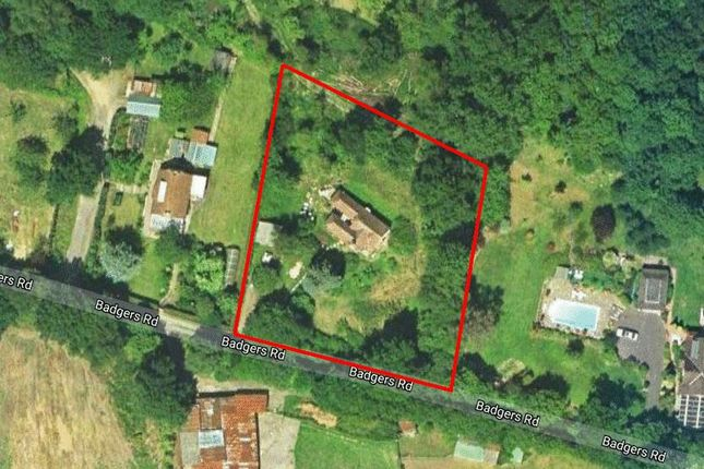 Land for sale in Badgers Road, Badgers Mount, Sevenoaks