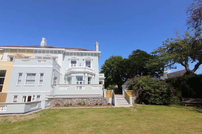Thumbnail Flat to rent in Wingfield Road, Stoke, Plymouth
