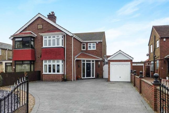 Thumbnail Semi-detached house for sale in Beatty Road, Great Yarmouth