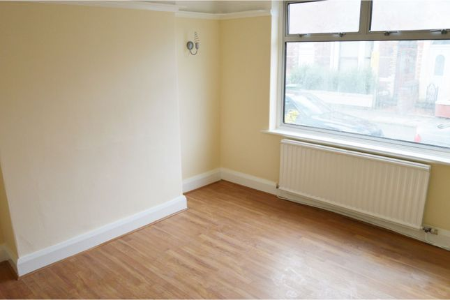 Dining Room of Park Street, Wallasey, Wirral CH44