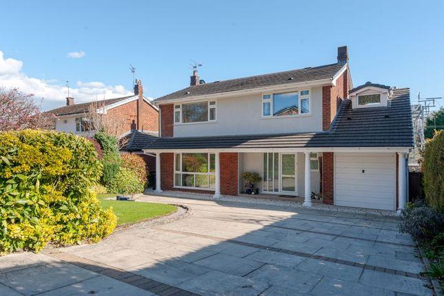 Thumbnail Detached house for sale in Regent Road, Lostock, Bolton, Lancashire.