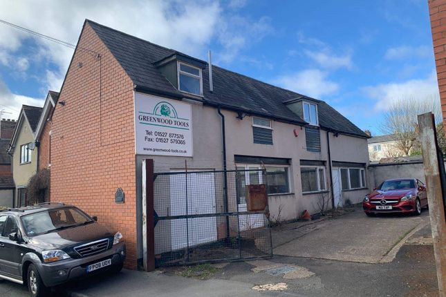 Thumbnail Warehouse for sale in Middlefield Road, Aston Fields, Bromsgrove