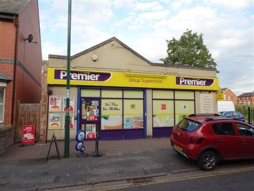 Thumbnail Retail premises for sale in Nottingham, Nottinghamshire