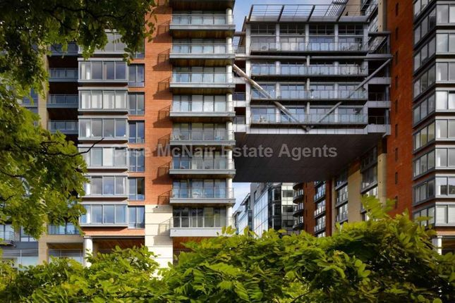 Thumbnail Duplex for sale in Leftbank Apartments, Spinningfields, Manchester