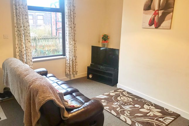 Thumbnail Terraced house to rent in Back Worrall Street, Rochdale