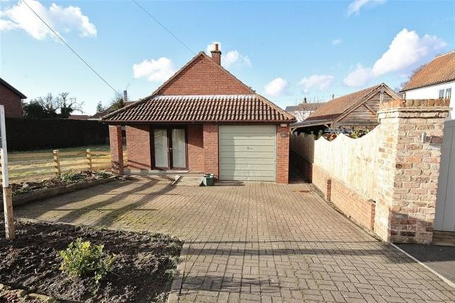 Thumbnail Bungalow to rent in Finkle Street, Hensall, Goole