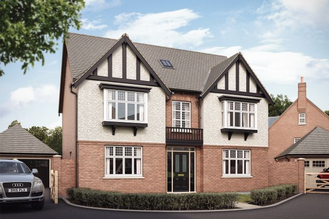 """Thumbnail Detached house for sale in """"The Thorne"""" at Northampton Road, Rushden"""