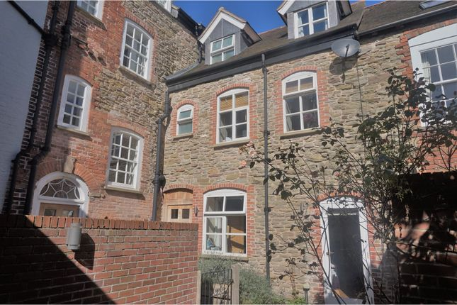 Thumbnail Town house for sale in Mill Street, Ludlow
