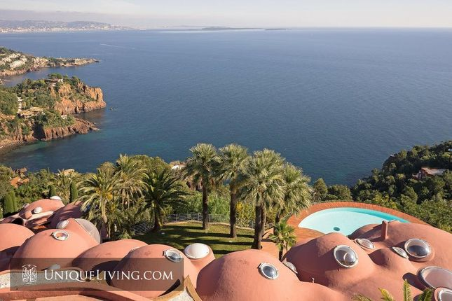 Thumbnail Villa for sale in Theoule Sur Mer, Cannes, French Riviera