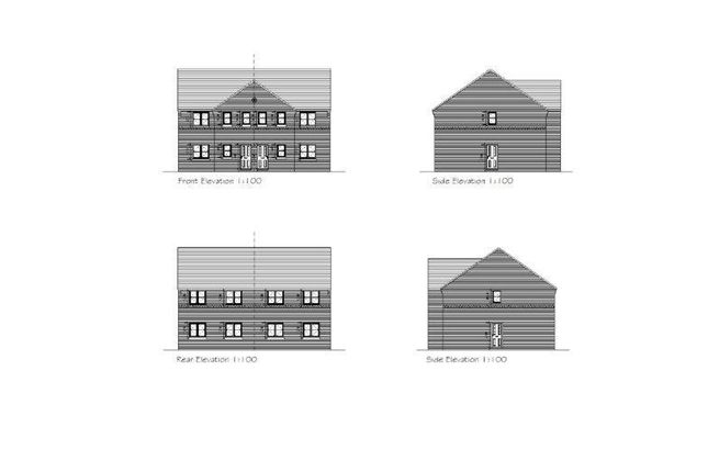 Thumbnail Flat for sale in Nant Court, Brymbo, Wrexham