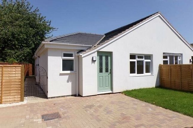 Thumbnail Bungalow to rent in Watchcrete Avenue, Leicester