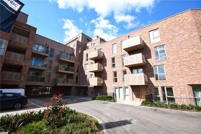 Thumbnail Flat to rent in Scholars Court, Harrison Drive, Cambridge, Cambridgeshire