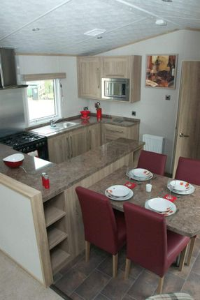 Static Holiday Lodge For Sale Devon 4