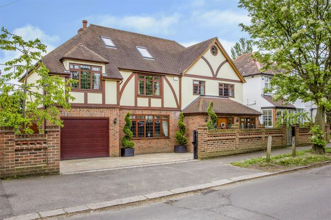 Thumbnail Detached house for sale in South Drive, Warley, Brentwood