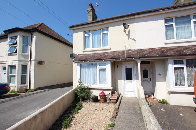 Thumbnail Flat to rent in Penhill Road, Lancing