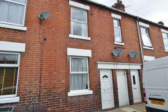 Thumbnail Terraced house to rent in Foden Street, Stoke-On-Trent