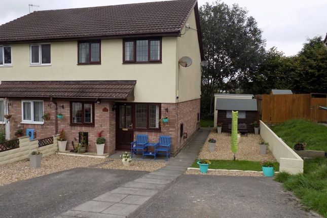 Thumbnail Property to rent in Willowturf Court, Bryncethin, Bridgend