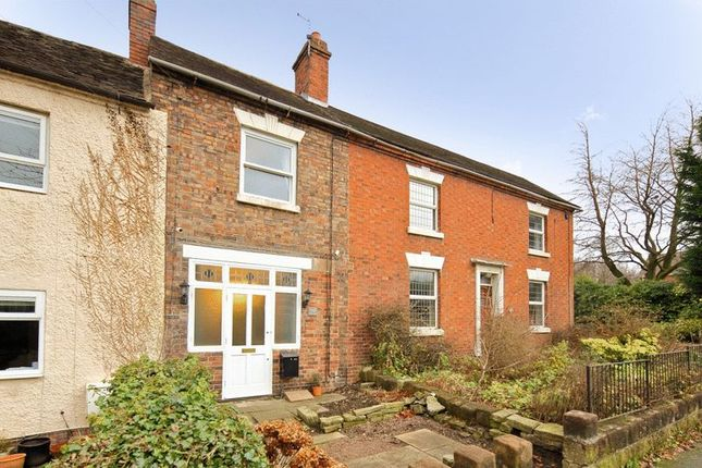 Thumbnail Cottage for sale in Park Lane, Madeley, Telford