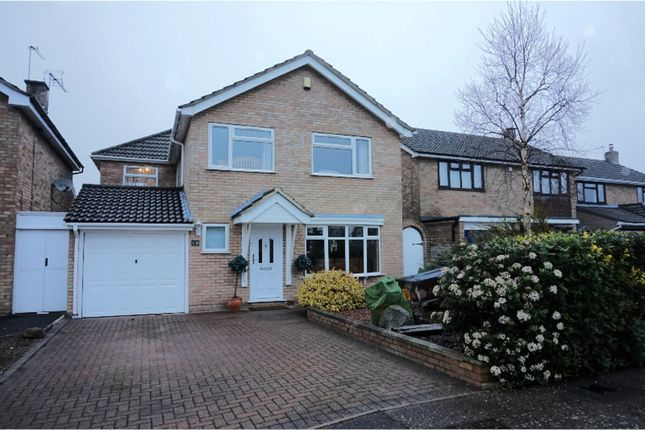 Thumbnail Detached house for sale in Proctor Way, Colchester