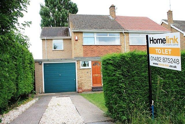 Thumbnail Property to rent in Park Lane, Cottingham