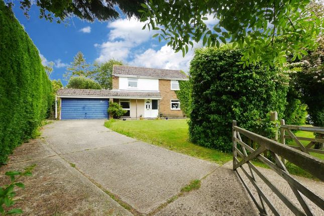 Thumbnail Detached house for sale in St. Helens Avenue, Benson, Wallingford