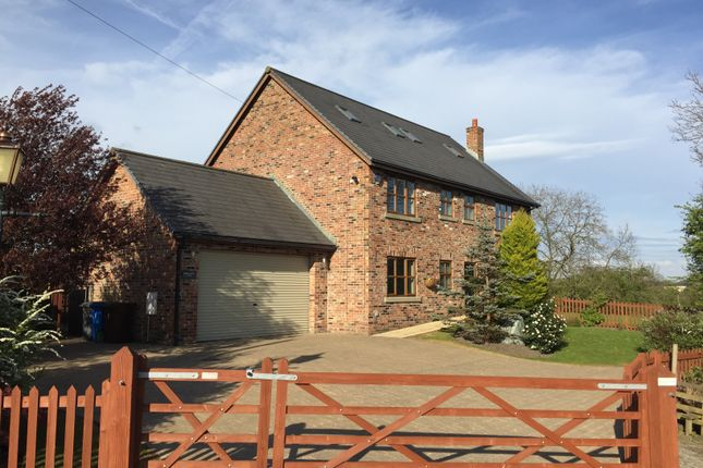 Thumbnail Detached house to rent in Lower New Row, Worsley, Manchester, Lancashire