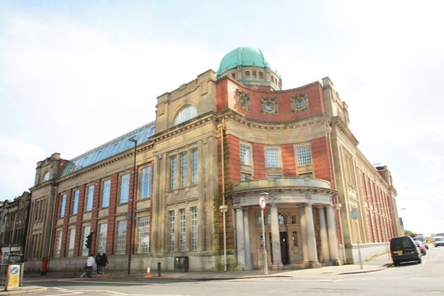 Thumbnail Flat to rent in Old Arts College, Clarence Place, Newport
