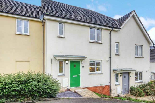 3 bed terraced house for sale in Donn Gardens, Bideford EX39