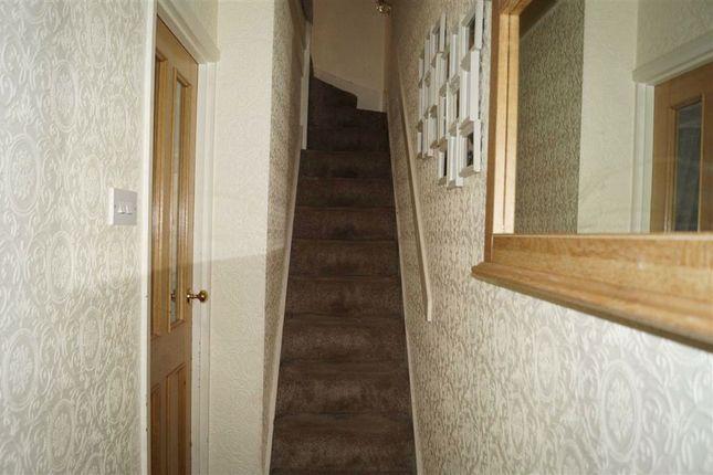 Hallway of Mount Pleasant Terrace, Mountain Ash CF45