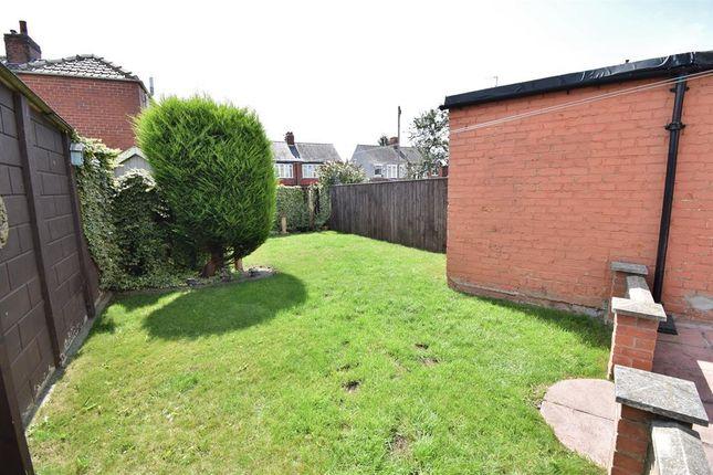Rear Garden of Harrogate Crescent, Linthorpe, Middlesbrough TS5