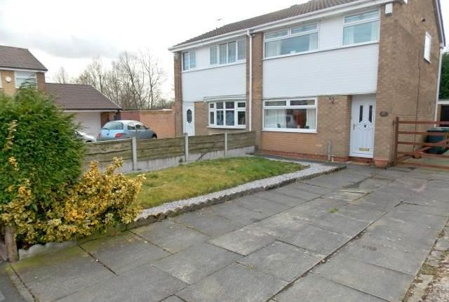 Thumbnail Semi-detached house to rent in Woodgarth, Leigh