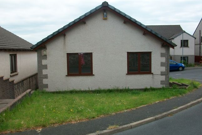 Thumbnail Detached bungalow to rent in Hill Rise, Dalton-In-Furness