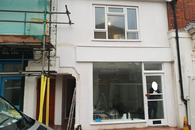 Thumbnail Shared accommodation to rent in Gratwicke Road, Worthing, West Sussex